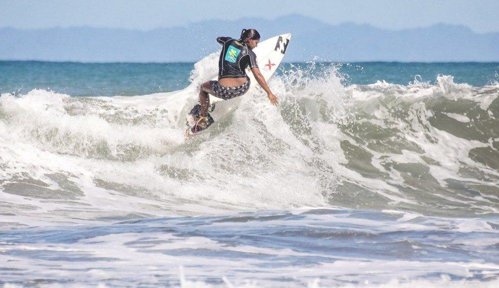 Zika Jaco World Surf Games