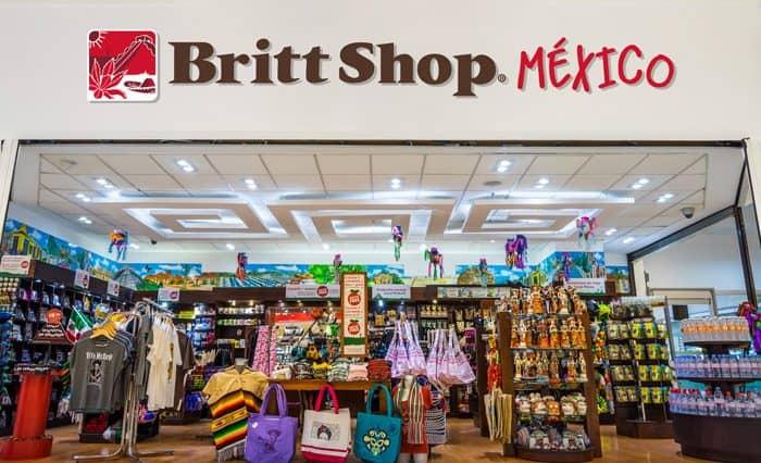 Britt Shop Mexico.