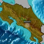 Mag-4.5 earthquake rattles Costa Rica's Central Valley