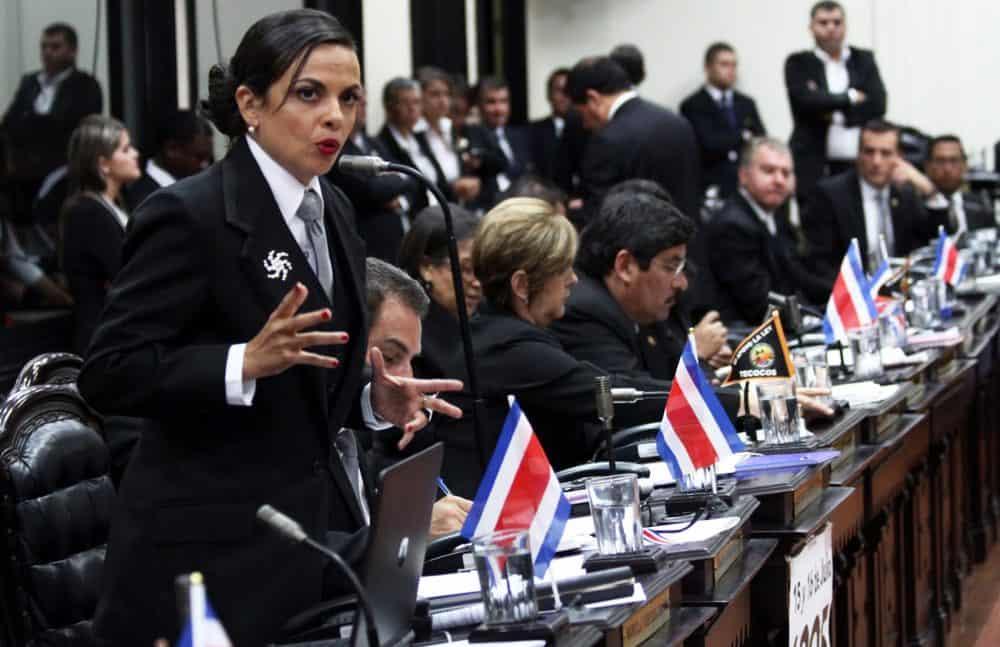 PAC lawmaker Marcela Guerrero. May 1, 2016.
