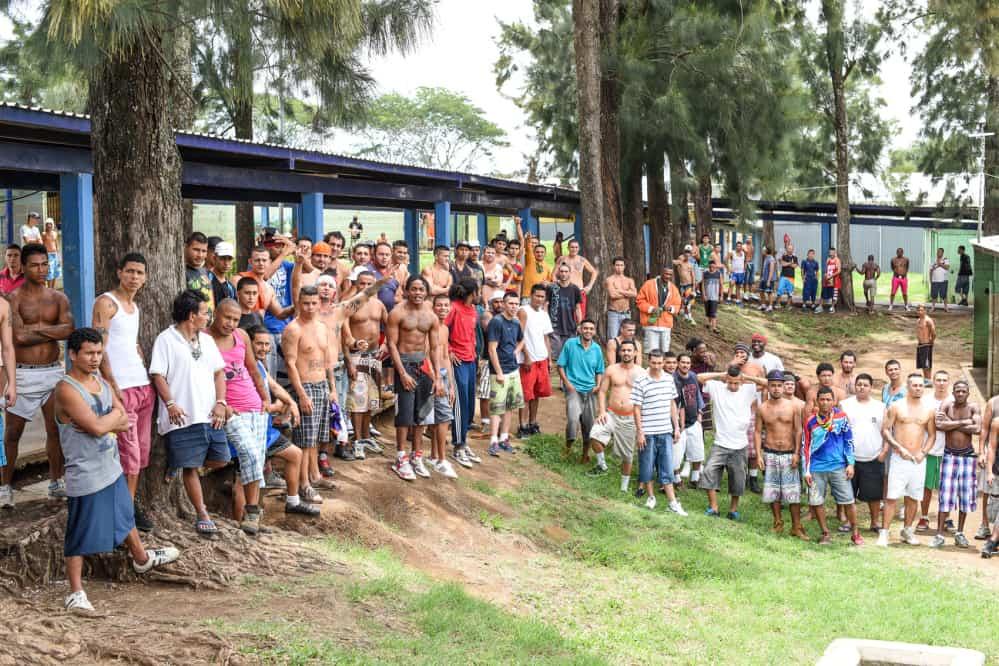 Costa Rica prisoner release