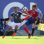 Costa Rica ties Paraguay in Copa América opener