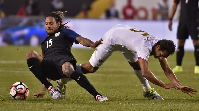 Copa America United States COsta Rica