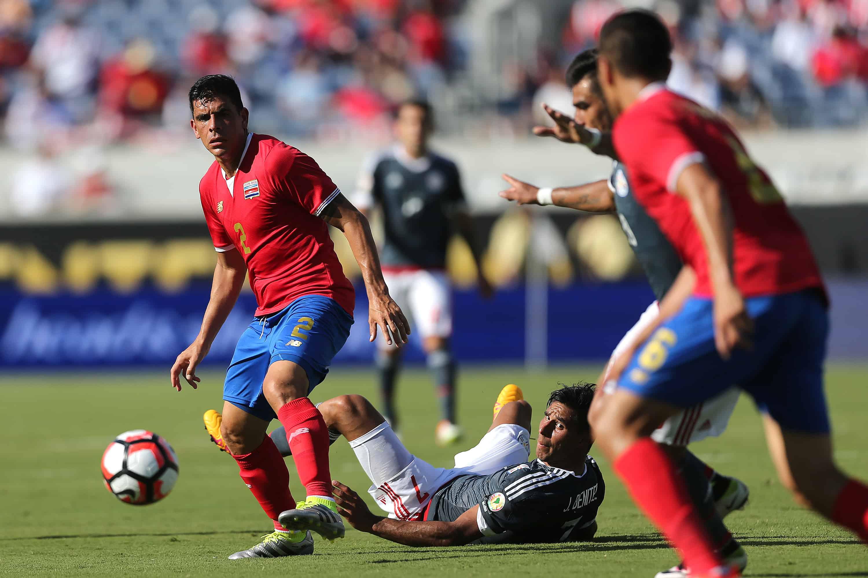 Costa Rica men's football Copa America