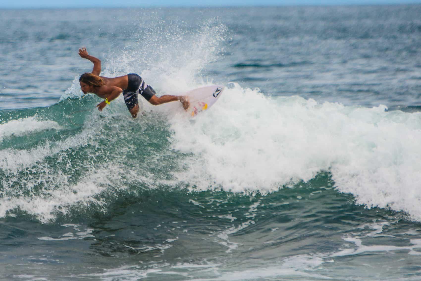 Carlos Muñoz Costa Rica surf