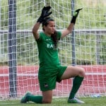 Costa Rican Noelia Bermúdez named best goalkeeper in Spain's La Liga