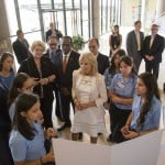 Jill Biden: Costa Rica is a leader in gender equality