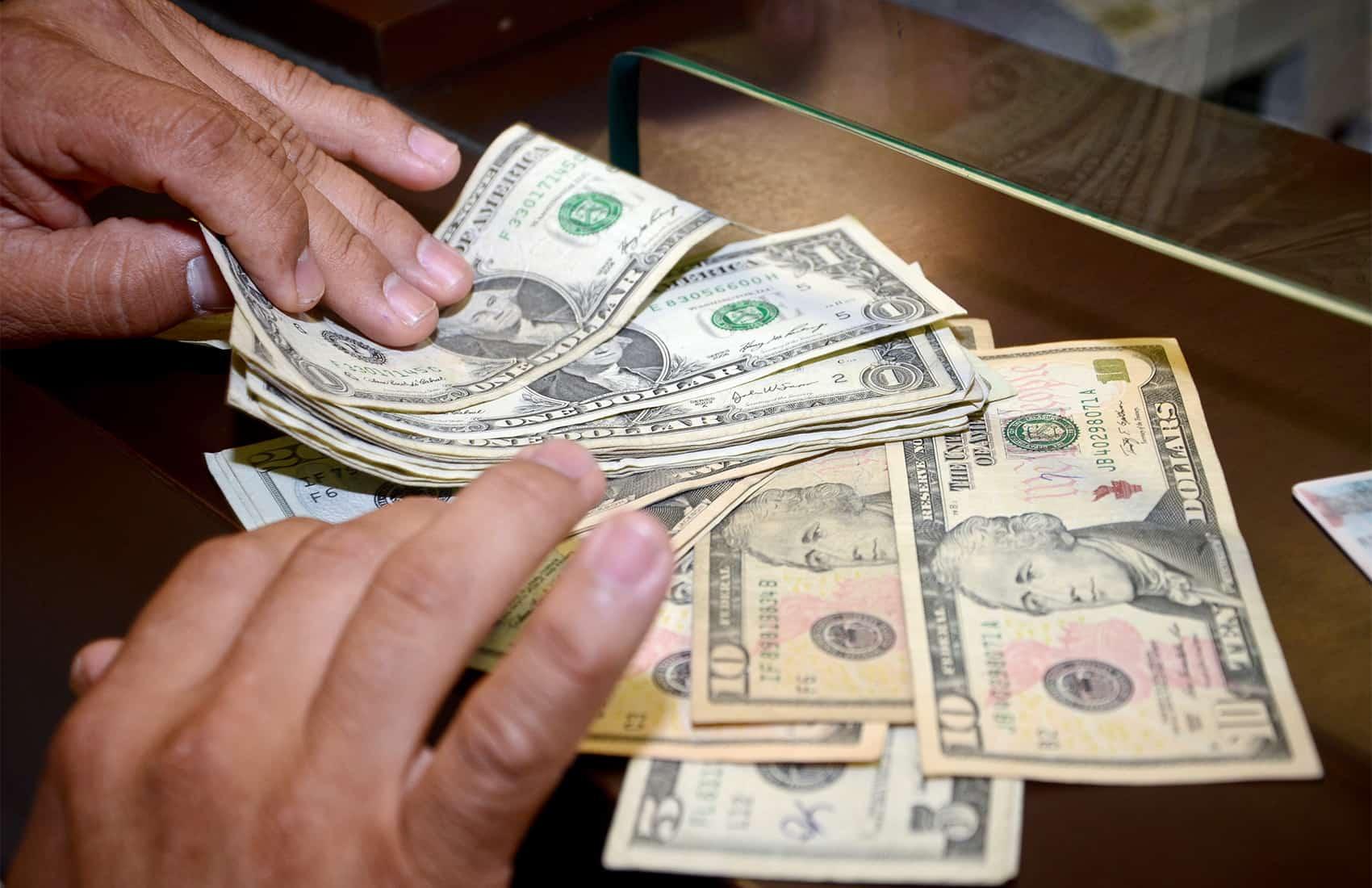 U S Dollars Alberto Font The Tico Times