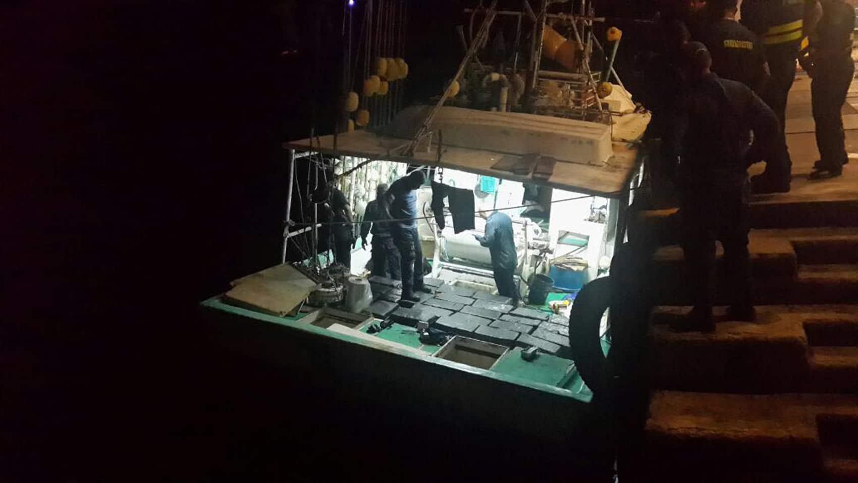 Cabo Blanco cocaine