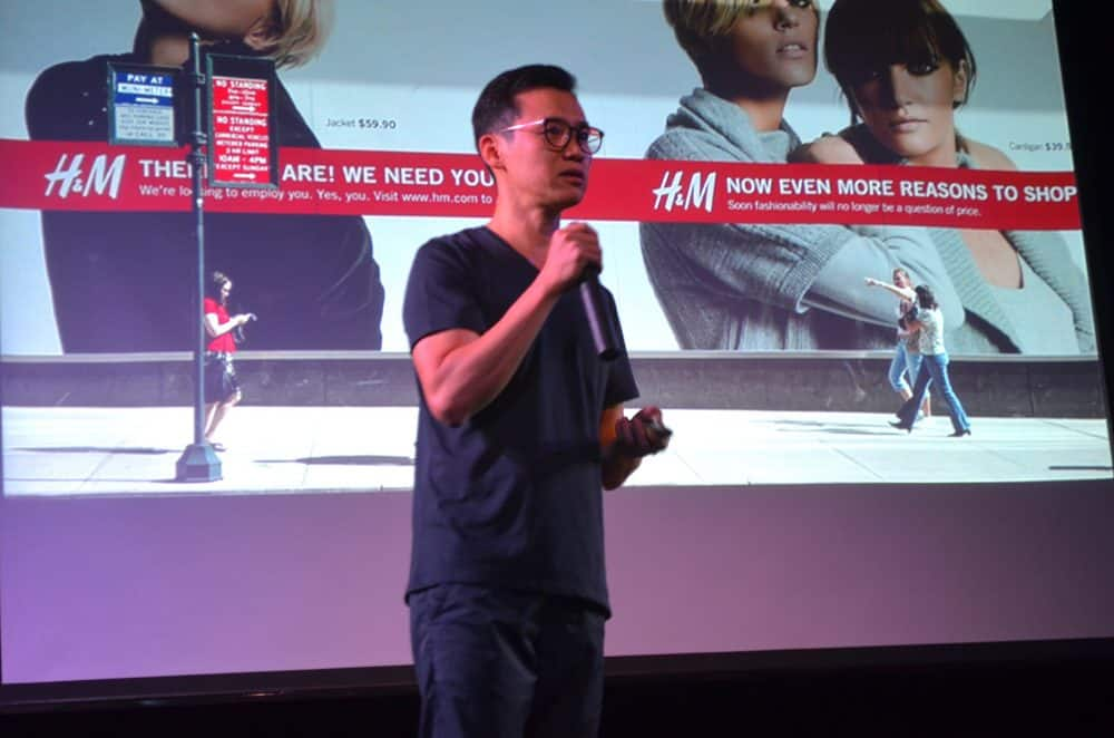 Ji Lee speaks about the importance of having personal projects.