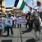 protesters Nicoya