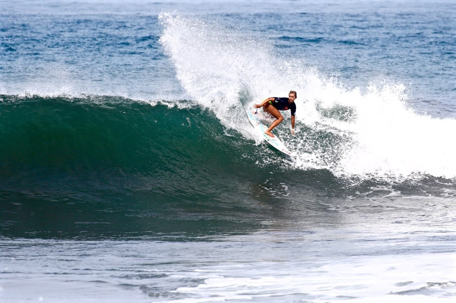 World Surfing Games Leilani