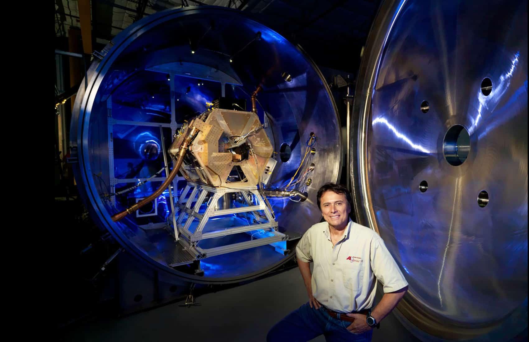 VASIMR plasma engine at Ad Astra Rocket