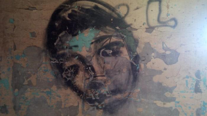 Graffiti kid.