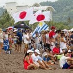 fans of Team Japan