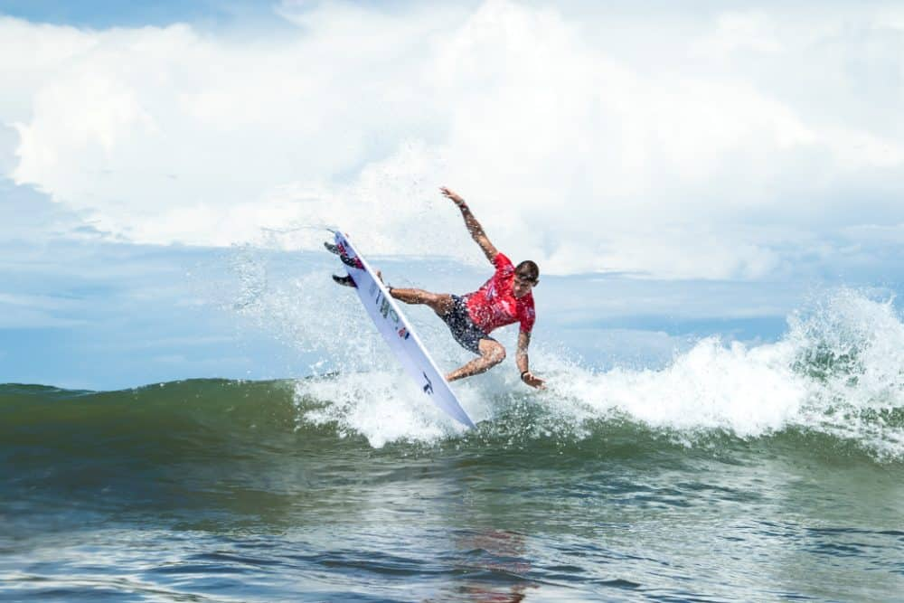 Anthony Fillingim ISA World Surf