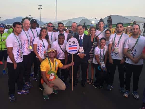 Costa Rica Olympics