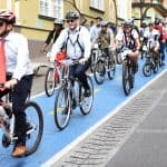Costa Ricans pledge to go car free on Sept. 22
