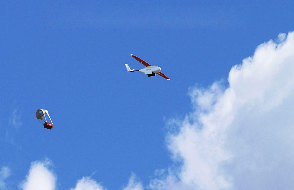 Drones from Zipline