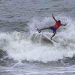 Jair Pérez of Jacó takes 1st place in World Surf League qualifier