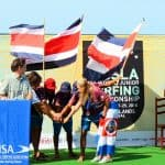 Costa Rica takes 7th at World Junior Surfing Championship
