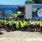 Mobile library brings books and more to Limón communities