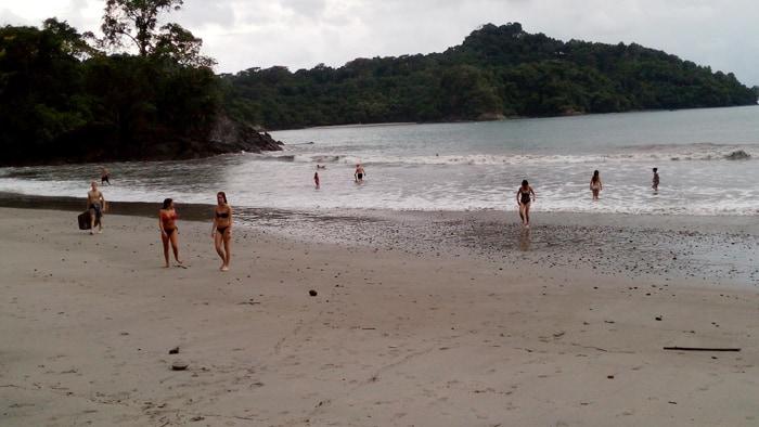 Playa Tulemar.