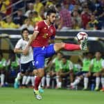 Costa Rica tops Russia 4-3 in road friendly