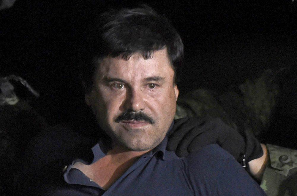 Chapo Guzman extradition