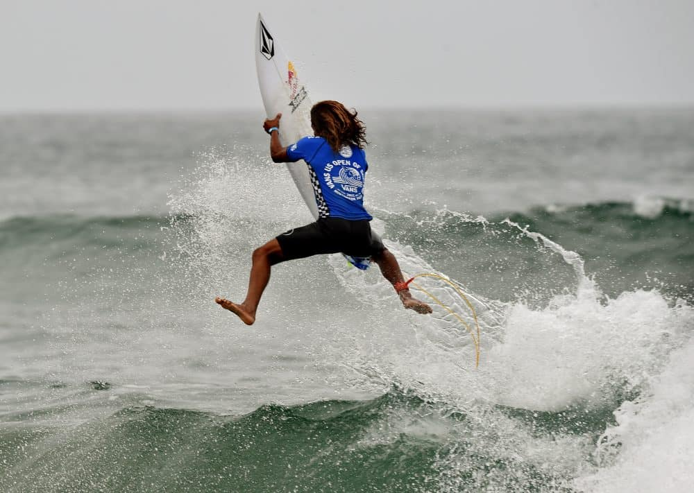 Carlos Munoz World Surf League