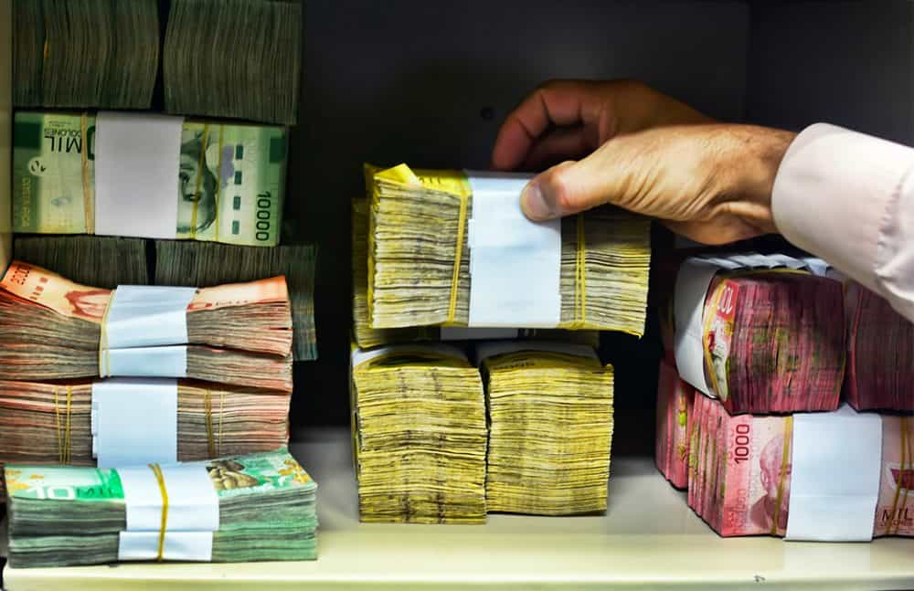Money, income tax