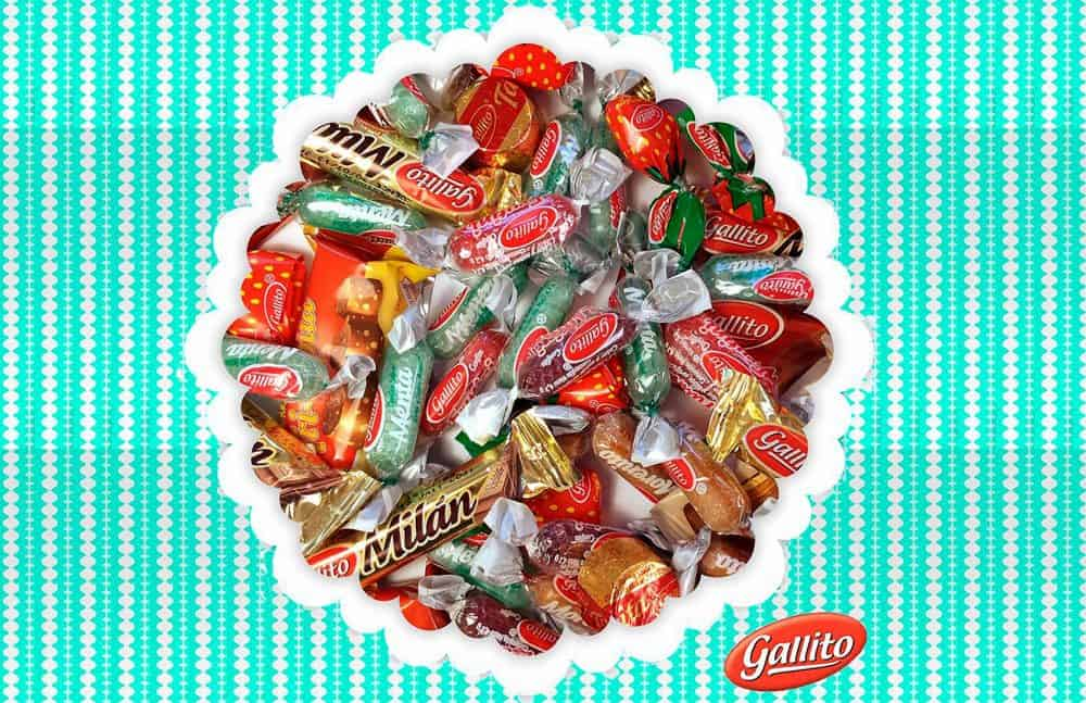 Gallito sweets and chocolates