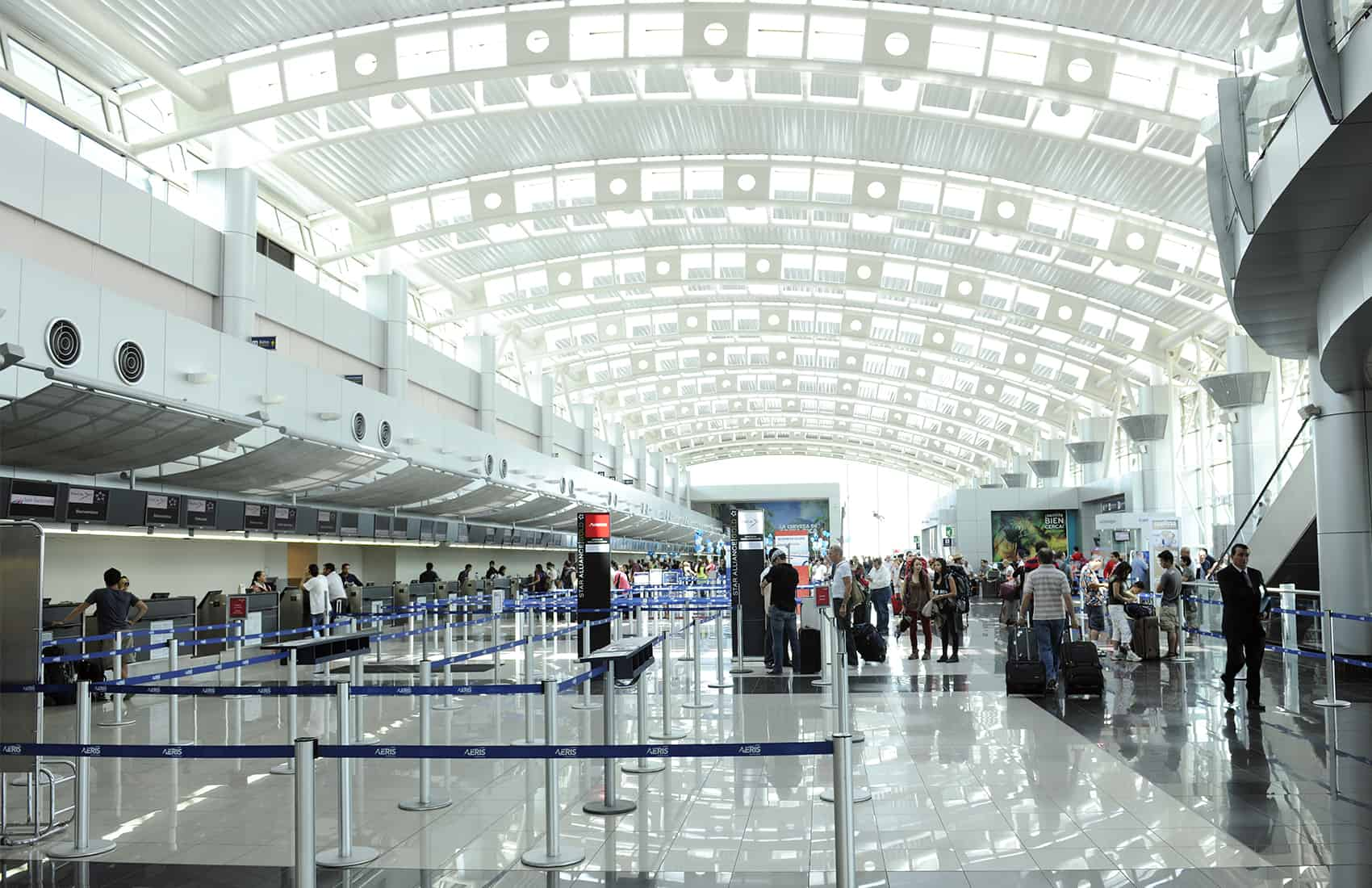Juan Santamaría International Airport (SJO)