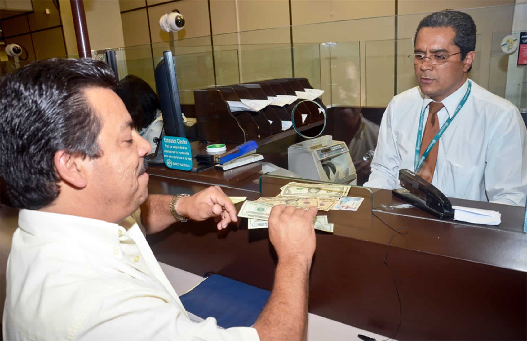 Bank savings, pensions