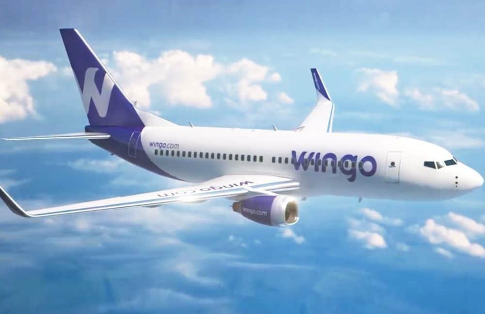 Wingo airlines