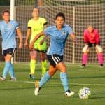 Costa Rica's Raquel Rodríguez wins Rookie of the Year award for US soccer league