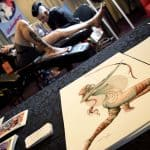 PHOTOS: Expo Tattoo gathers more than 200 tattoo artists