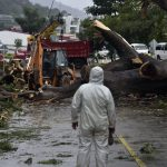 PHOTOS: Hurricane Otto begins path of destruction through Central America