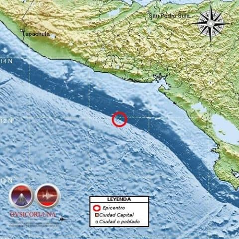 Earthquake El Salvador