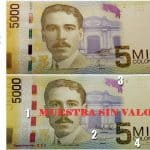 Central Bank issues new improved ₡5,000 banknotes