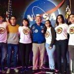 NASA dream comes true for Costa Rican teens