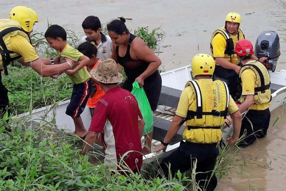 Evacuations - Hurricane Otto. Nov. 32, 2016.