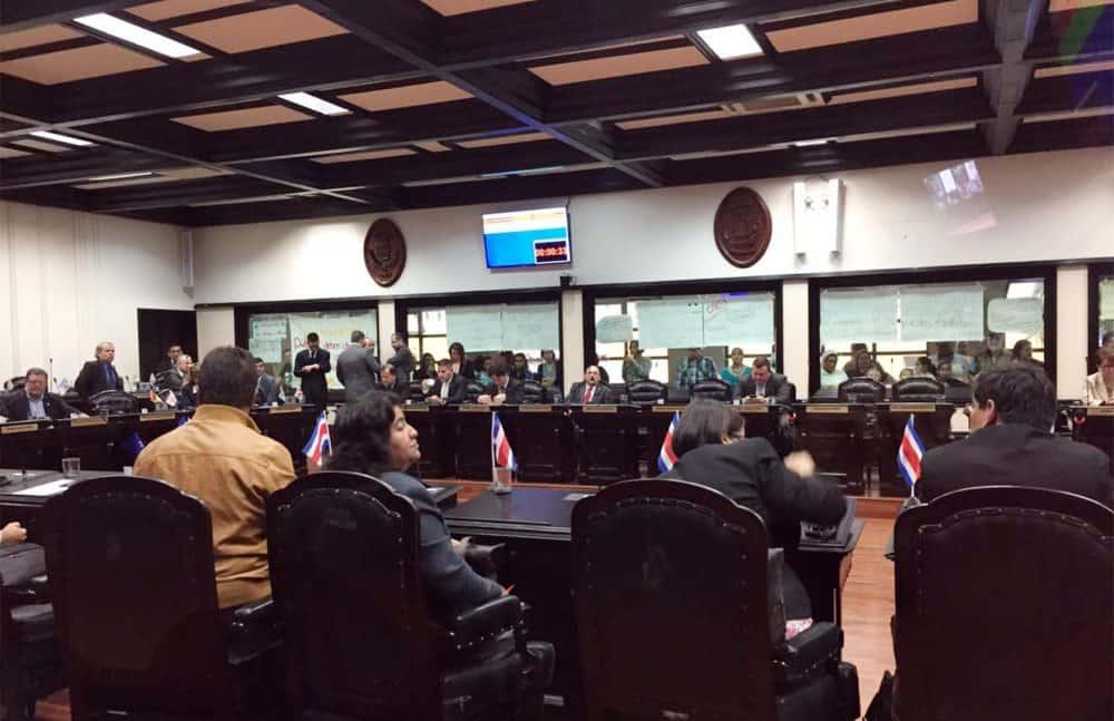Legislative Assembly, Nov. 2016.