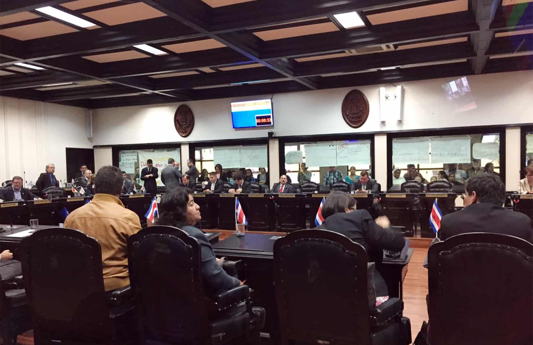 Legislative Assembly, Nov. 2016.