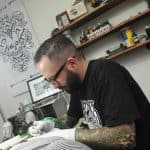 5 questions for the Costa Rican tattoo artists of Atramento