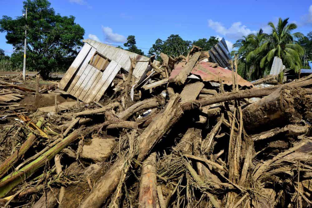 Hurricane Otto Costa Rica
