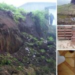 Earthquake in Cartago damaged dozens of houses