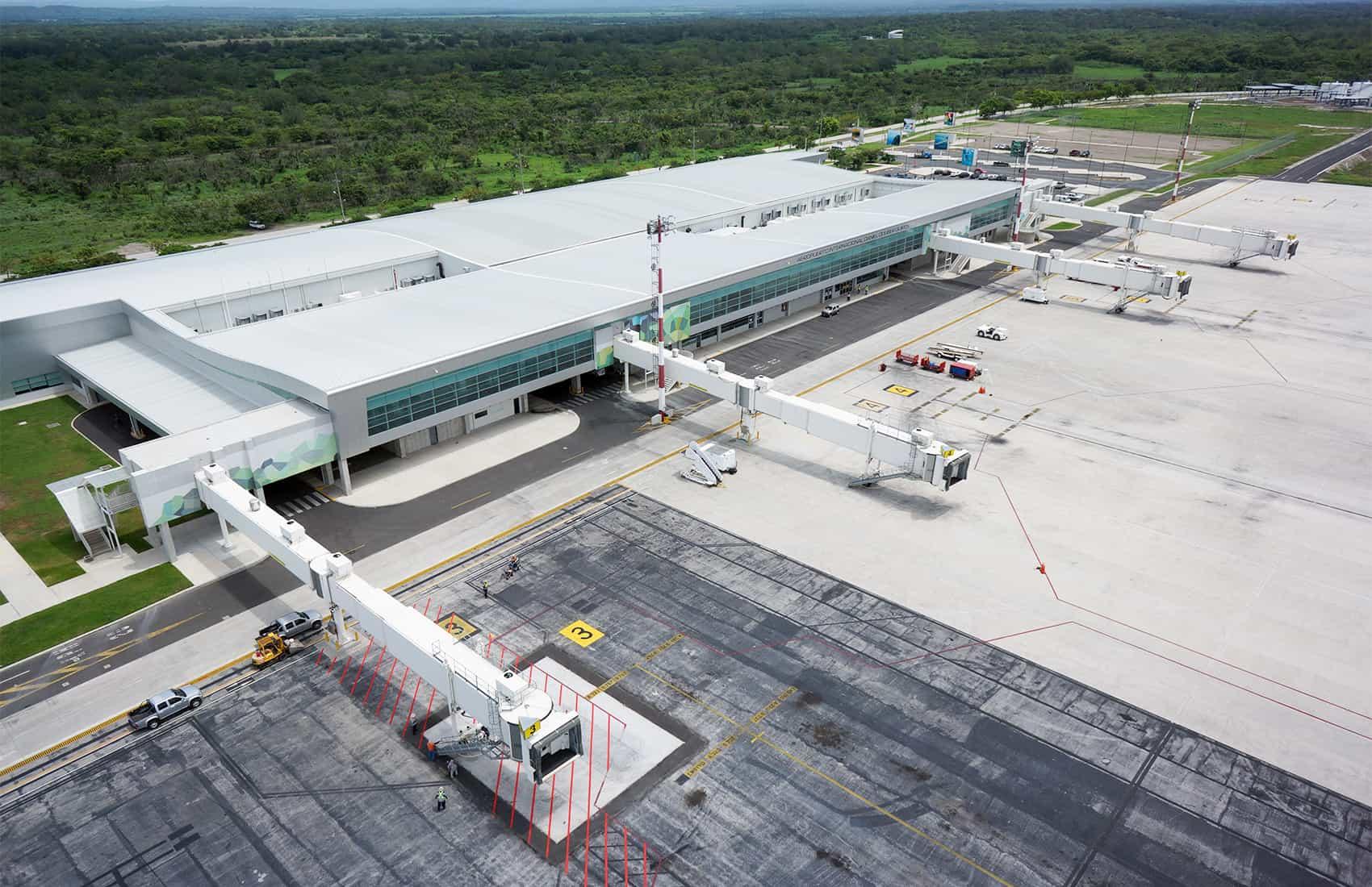 Daniel Oduber Quirós International Airport (LIR). Liberia, Guanacaste