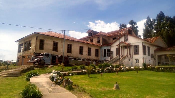 Sanatorio Durán: Looking for a haunted hospital to visit?