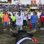 PHOTOS: The agony, the ecstasy at the Zapote bullfights